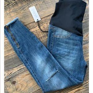Just black by Stitchfix maternity jeans